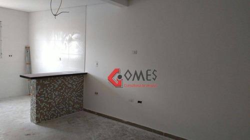 Loft À Venda, 38 M² Por R$ 220.000,00 - Vila Dayse - São Bernardo Do Campo/sp - Lf0009