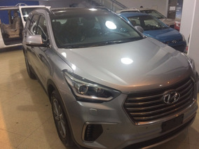 Hyundai Grand Santa Fe 3.3 4wd Gls 7p 6at Full Premium Gps