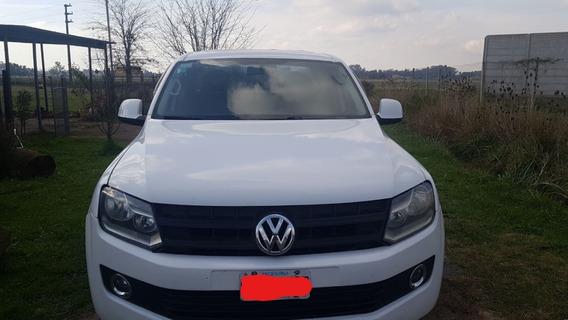 Volkswagen Amarok 2.0 Tdi Startline 2012
