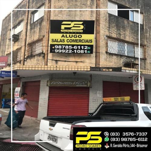 Imagem 1 de 1 de ( Para Alugar ) - Salas P/ Própio Negócio No Centro - Sa0027