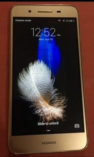 Smartphone Huawei Gr3 16 Gb Dorado Liberado