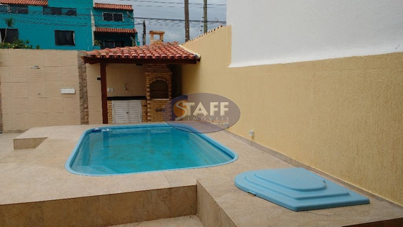 Casa Temporada Para Locação, Jardim Excelcior, Cabo Frio. - Ca0592