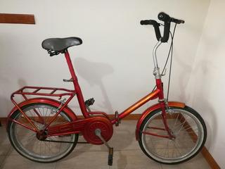 Bicicleta Plegable Halcon