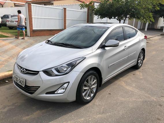 Hyundai Elantra 2.0 Aut 2015 Sinistro De Leilão Funcionandoo