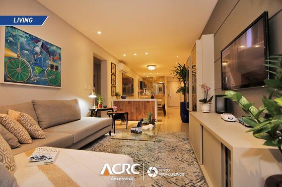 Acrc Imóveis - Apartamento Semi Mobiliado Para Venda No Bairro Vila Nova Em Blumenau - Ap02934 - 34463538