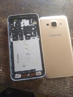 Celular J3 Com Defeito No Sensor, E Fica Aparecendo Erro