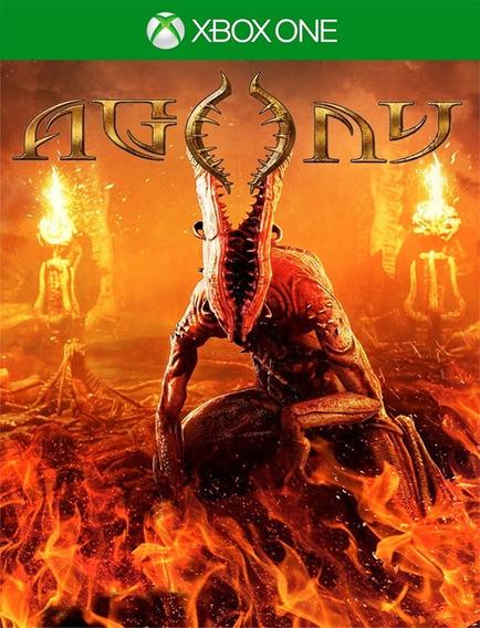 Agony Xbox One - Original (25 Dígitos)