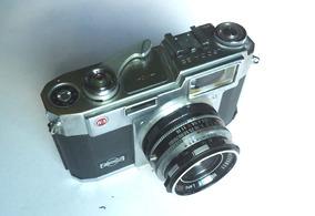 Maquina Fotografica Neoca 35 - Para Colecionador - No Estado