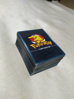 Lote Com 90 Card Game Pokémon