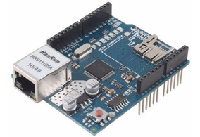 Arduino Módulo Ethernet Shield W5100 Rede Uno Mega Wiznet Sd