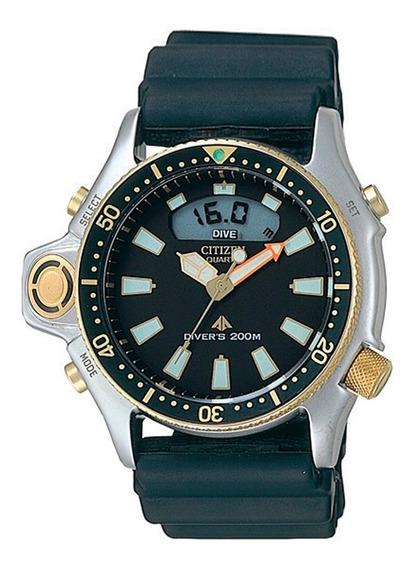 Relógio Citizen Aqualand Jp2004-07e / Tz10137p