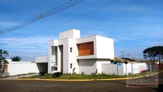 Casa Com 4 Dormitórios À Venda, 302 M² Por R$ 1.200.000 - Portal Das Estrelas Ii - Boituva/sp - Ca2033
