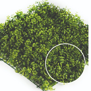 Jardin Vertical Artificial Muro Verde Pared Panel 50x50