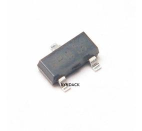 100 Peças Bc807-25 Smd Sot23 Transistor Pnp 45v 500ma Bc807