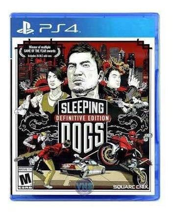 Sleeping Dogs - Ps4