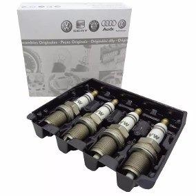 Jogo De Velas Motor Power E Flex 1.0 Á 1.6