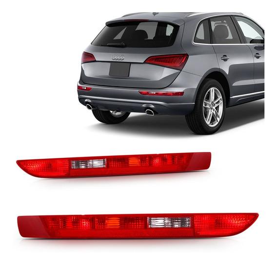 Refletor Parachoque Traseiro Audi Q5 09 10 A 13 14 15 2016