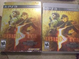 Resident Evil 5 Gold Edición