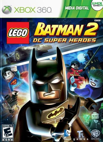 Lego Batman 2 Xbox 360 Midia Digital