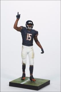 Brandon Marshall (chicago Bears) Nfl 34 Mcfarlane