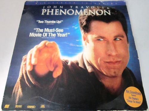 Phenomenon - John Travolta (1996) Pelicula Ld