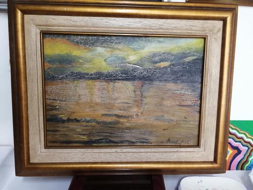 Pintura Al Óleo 100% Original