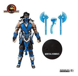 Mcfarlane Toys Mortal Kombat Xi Sub-zero