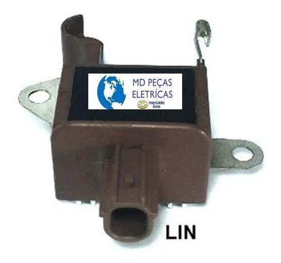 Regulador De Voltagem Ikro Ik 5196 Honda Crv / Honda Civic