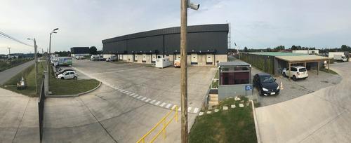 Oficina En Parque Logístico E Industrial Sobre Ruta 101.