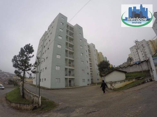 Apartamento Residencial À Venda, Parque Primavera, Guarulhos. - Ap0392
