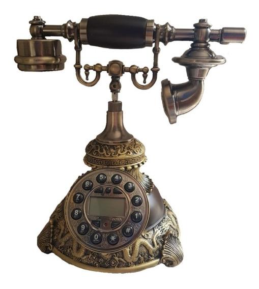 Teléfono Retro Antiguo Dragones Chinos, Liquidación