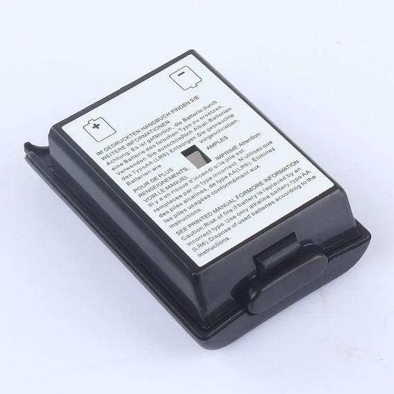 5 Tampas De Pilhas- Controle Xbox 360