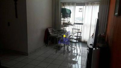 Apartamento Residencial À Venda, Vila Azevedo, São Paulo. - Ap3069