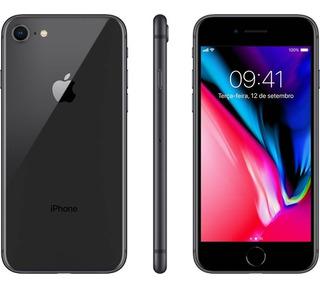 iPhone 8 64gb Ios Preto Nacional