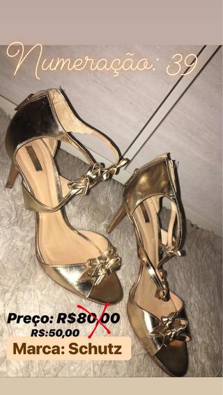 Sapatos Usados Poucas Vezes
