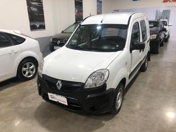 Renault Kangoo Confort 1.6 Furgon 2015 100% Financiado