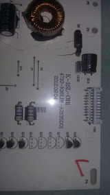 Placa Iverter Tv Cce Lk42d Com Defeito.