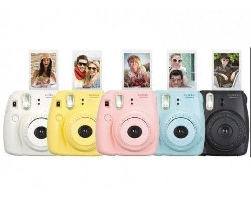 Câmera Fujifilm Instax Mini 8 Frete Sedex Rio De Janeiro.