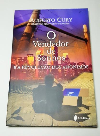 Livro - O Vendedor De Sonhos E A Revolução Dos Anônimos