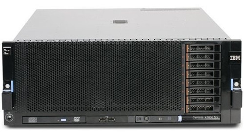 Servidor Ibm X3950 X5 Seminovo Ten-core