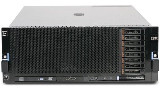 Servidor Ibm X3950 X5 Seminovo Ten-core