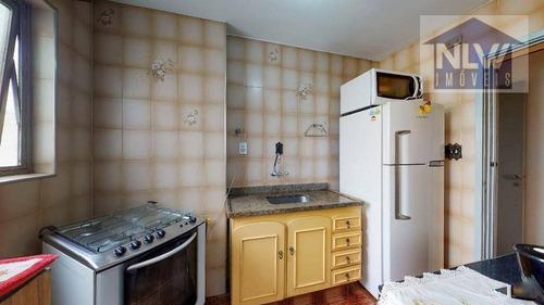 Imagem 1 de 23 de Apartamento Com 2 Dormitórios À Venda, 60 M² Por R$ 639.000,00 - Vila Mariana - São Paulo/sp - Ap3493