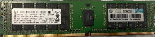 Imagem 1 de 2 de Memoria 32gb 2rx4 Pc4-2400t Smart Hpe