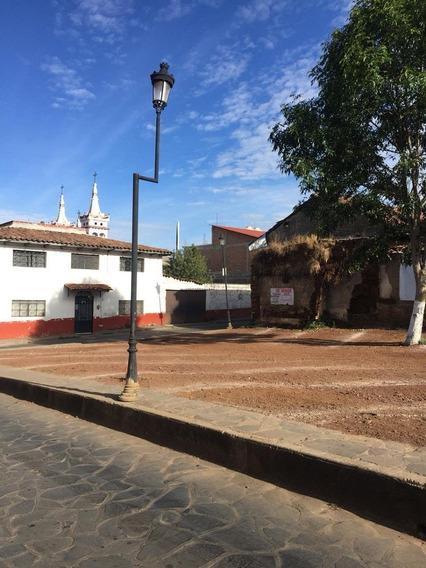 Terreno En Esquina En El Centro De Mazamitla