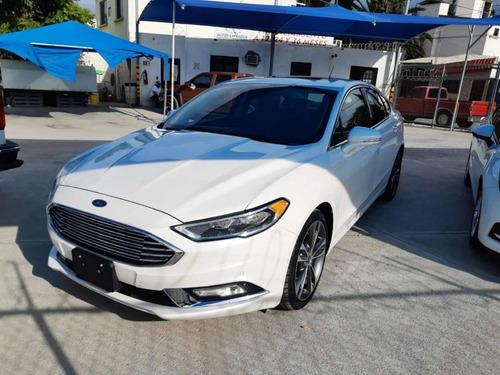 Imagen 1 de 12 de Ford Fusion 2018 2.0 Titanium At