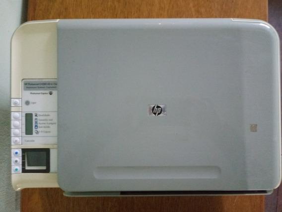 Impressora Hp Photosmart C 3180 All-in-on (para Tirar Peças)