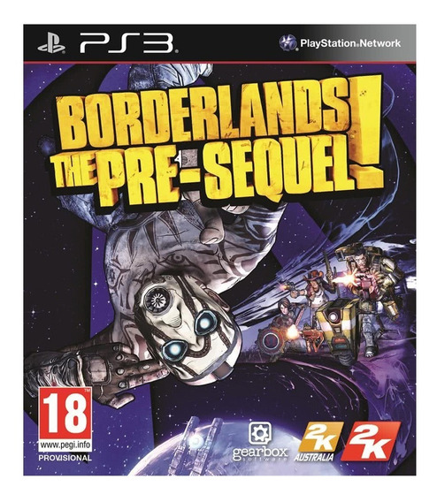 Borderlands The Pre-sequel - Ps3