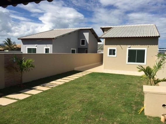 Casa Em Jardim Atlântico Central, Maricá/rj De 200m² 2 Quartos À Venda Por R$ 330.000,00 - Ca118468
