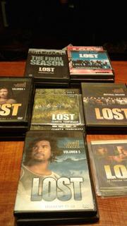 Temporada Completa De Lost En Dvd