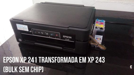 Bulk Ink Epson Xp 241 - Arquivo Bin Para Transformação